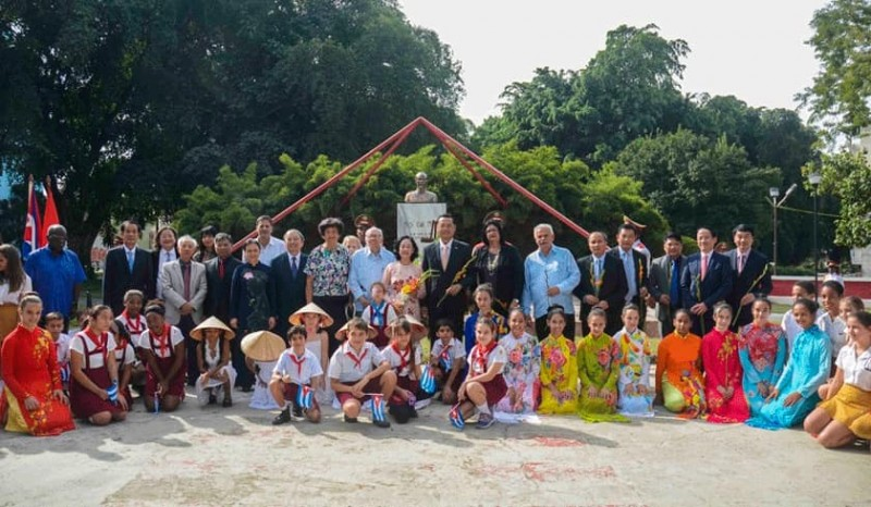 vietnam communist partys 90th founding anniversary marked in cuba