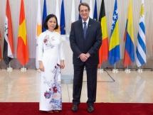 vietnam treasures multifaceted ties with cyprus ambassador