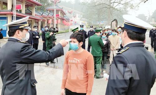 coronavirus outbreak forces vietnamese chinese border resident exchange reschedule