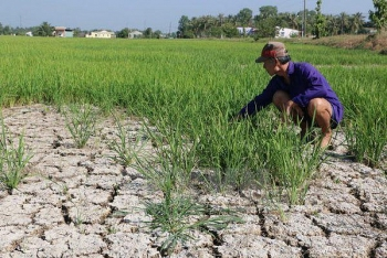 Vietnam is facing severe water shortages in coming dry season
