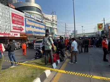 PM extends sympathy to Thailand over mass shooting