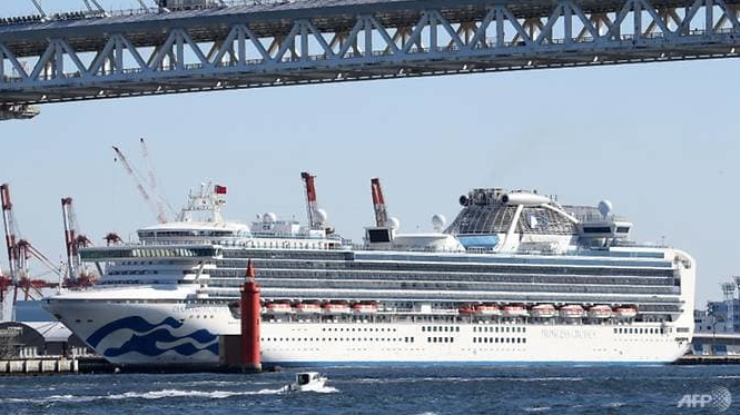 60 more people on diamond princess cruise ship ship off japan have ncov