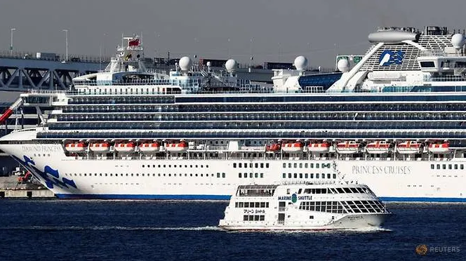 japan confirms 39 new coronavirus cases linked to cruise ship including one quarantine officer