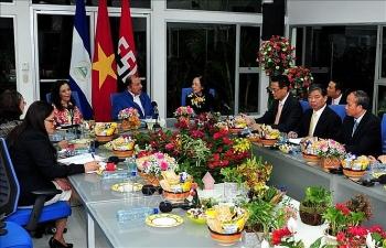 Ruling parties of Vietnam, Nicaragua enhance ties