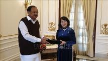 vietnam india treasure bilateral traditional relationship