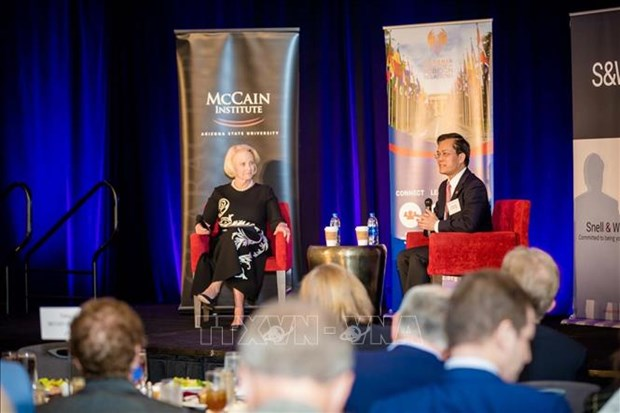 vietnam plans to foster ties with state of arizona across multiple areas