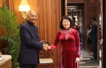 President: Vietnam is an important pillar in India's Act East Policy