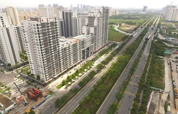 hcm city strengthens covid 19 prevention in apartment buildings