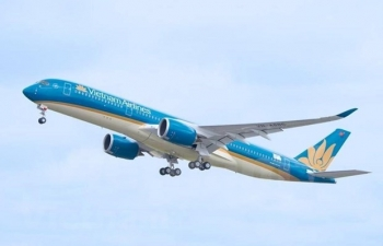 Vietnam Airlines conducts flights to take Chinese citizens home