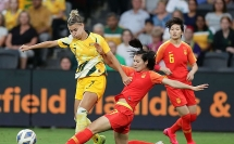 vietnams womens football team to battle australia for olympics berth