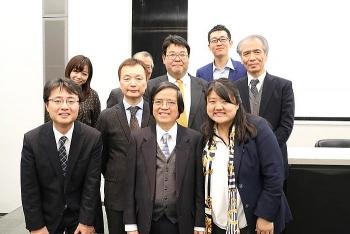Vietnamese professor in Japan gives his last lecture