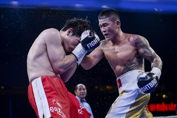 Boxer Truong Dinh Hoang retains WBA Asia title