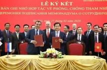vietnam russia upgrade anti corruption cooperation