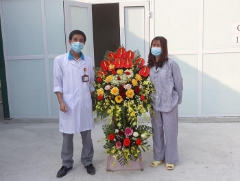 Two COVID-19 patients in Vinh Phuc discharged