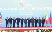 joint statement by asean defence ministers on defence cooperation against disease outbreaks