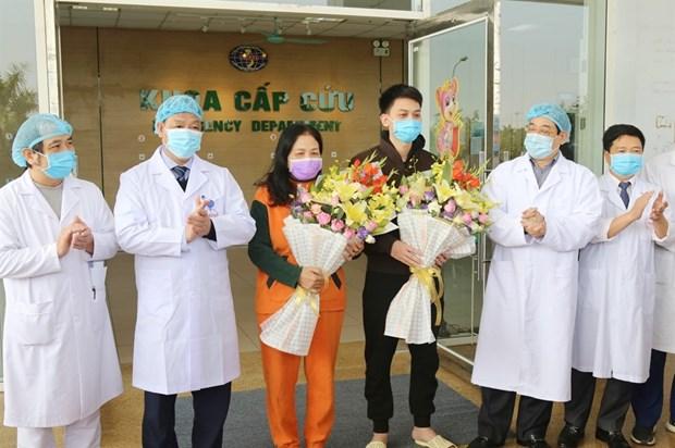 vietnam develops effective treatment regime for covid 19 patients