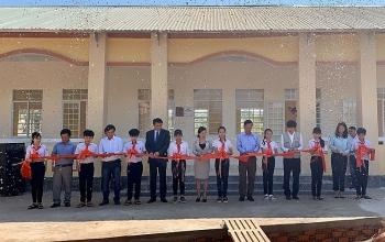 KFHI upgrades Binh Phuoc's satellite school