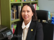 vietnamese korean woman runs for roks legislative elections