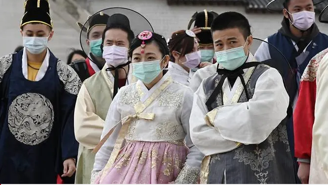 South Korea reports second COVID-19 death, total 433 infection cases