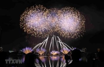 COVID-19 forces Da Nang International Fireworks Festival cancellation
