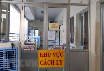 Returnees from RoK's coronavirus-hit areas under strict observation
