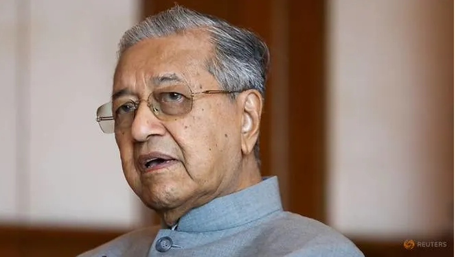 Malaysian Prime Minister Mahathir Mohamad resigns
