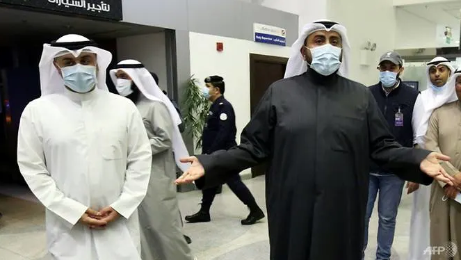 COVID-19 spreads in Middle East as Kuwait, Bahrain announce first cases