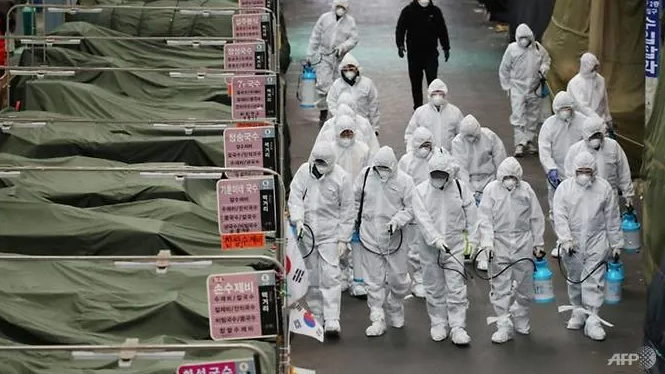 s koreas covid 19 death toll rises to 8 infections surge to over 890