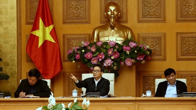 vietnam ready for new developments of covid 19 deputy prime minister