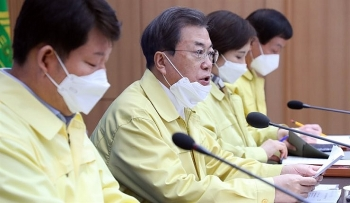 S.Korean government vows all-out quarantine for Daegu as 144 new COVID-19 cases confirmed