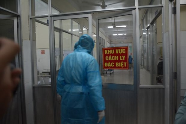 coronavirus twenty two korean and thai tourists quarantined in da nangs hospital