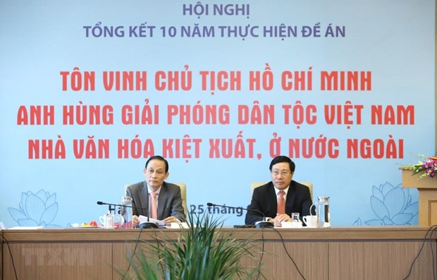 president ho chi minhs thought promoted abroad