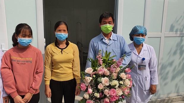 last covid 19 patient in vietnam allowed to discharge