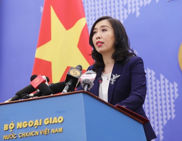 vietnam ready to coordinate with rok in covid 19 fight spokeswoman