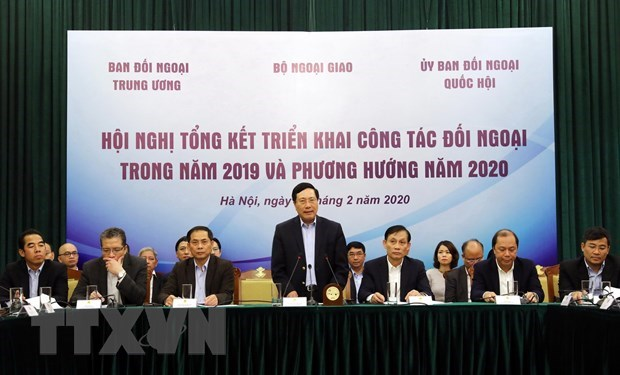 annual meeting discusses 2020 external work