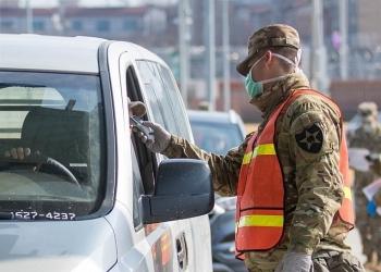 Wife of US Forces Korea soldier coronavirus patient tests positive: Yonhap