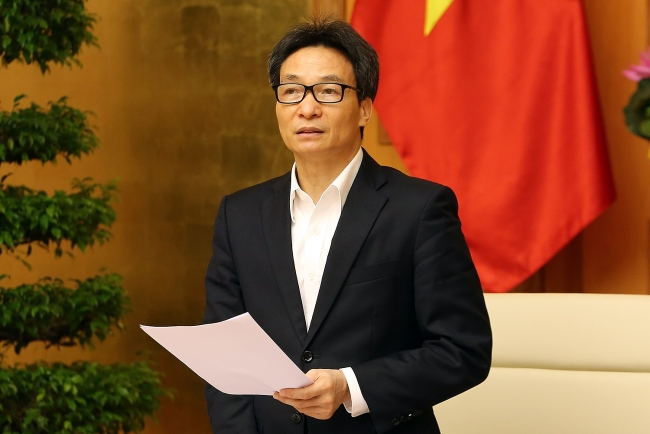 Deputy PM: COVID-19 clusters in Hai Duong and Quang Ninh basically put under control