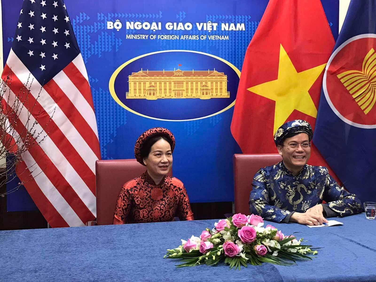 Overseas Vietnamese in US virtually celebrate Lunar New Year