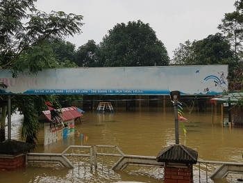 koica aids quang tri over usd 300000 to deal with flooding aftermath