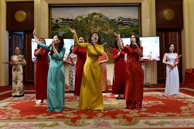 Far from home, overseas Vietnamese people welcome Lunar New Year