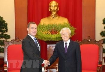 Measures to boost Vietnam, Russia's parties ties discussed