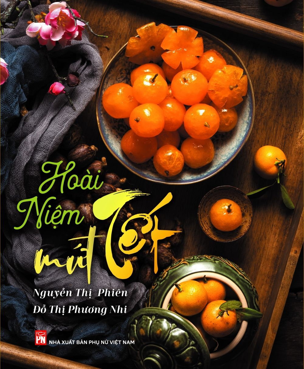 Sweet dishes in Hue style introduced in culinary book