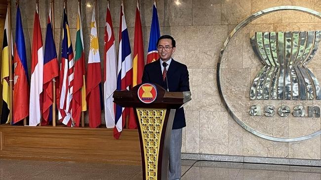 Vietnamese Ambassador takes office as ASEAN Deputy Secretary-General