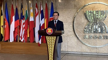 vietnamese ambassador takes office as asean deputy secretary general