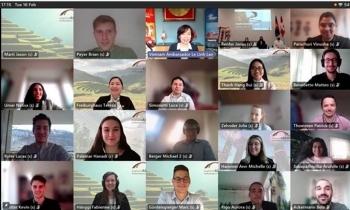 Swiss university holds webinar on Vietnam