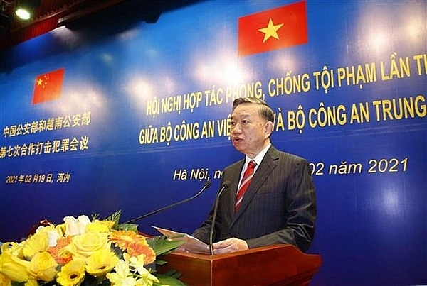 Vietnam, China holds seventh meeting on crime prevention