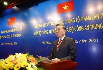 vietnam china holds seventh meeting on crime prevention