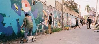 2021 saigon international street art scheduled to begin this april