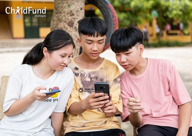 ChildFund, UK's foundation to collaborate on capacity building in Vietnam