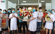 many covid 19 infectious patients in vietnam have tested negative